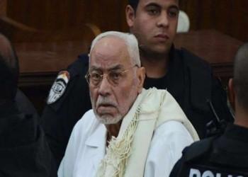 وفاة «عاكف» ترفع عدد ضحايا سجون «السيسي» إلى 617