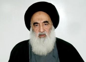 «السيستاني» يدعو لإدماج الميليشيات العراقية في المنظومة الأمنية للدولة