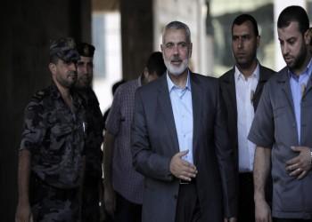وفد حماس في القاهرة.. وهنية يستعد لأول جولة خارجية