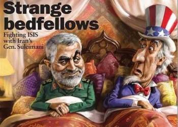 العراق في القبضة الإيرانية