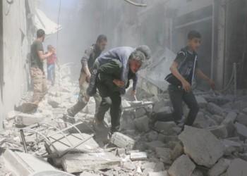 المرحلة الأخطر: انفلات الروس والإيرانيين والأسد