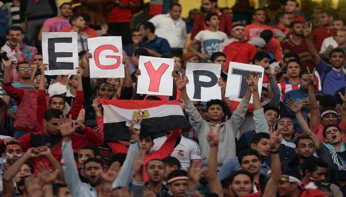 104 ملايين مصري يؤازرون غانا أمام أوغندا