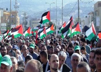 فلسطينيون يستنكرون الدعوات لفعالية تطبيعية مع (إسرائيل)