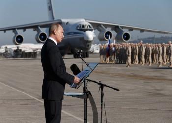 روسيا في الشرق الأوسط: ابتكار في الأدوار
