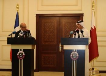 قطر وفرنسا تجددان دعم الوساطة الكويتية لحل الأزمة الخليجية