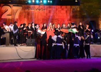 """""""دلال أبوآمنة"""" تغني بالقاهرة.. والأوبرا المصرية: فلسطينية لا إسرائيلية"""