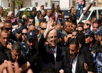 «الحمد الله» يعلن تسلم مهامه بغزة وإنهاء الانقسام الفلسطيني