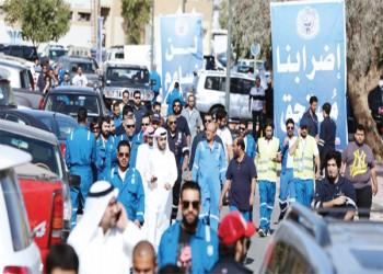الكويت: 1500 دينار مكافأة لغير المشاركين في إضراب «النفط»