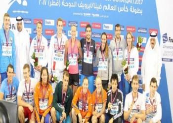 بعد استضافة ناجحة.. قطر تحتكر تنظيم كأس العالم للسباحة حتى 2021