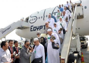 وفاة 9 حجاج مصريين