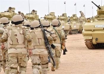 وحدات من الجيش المصري تصل الإمارات للمشاركة في تمرين «زايد 2»