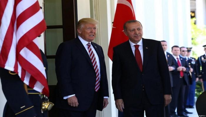 الأزمة الأمريكية التركية والمسائل الأربع
