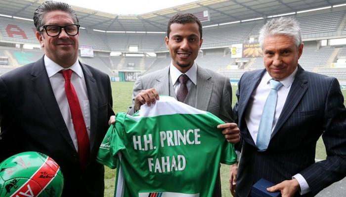 نادي فرنسي يلاحق أميرا سعوديا لعدم وفائه بالتزاماته المادية
