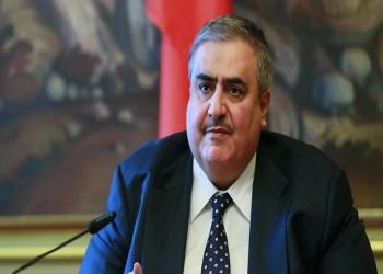 وزير خارجية البحرين يهاجم نصرالله بعد حواره: إرهابي