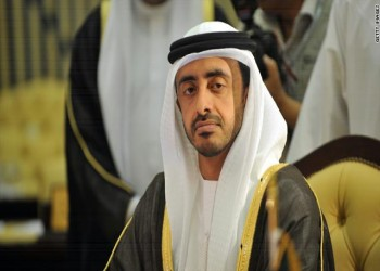 «عبدالله بن زايد» و«كيري» يبحثان الأوضاع الإقليمية والدولية
