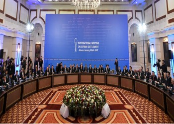 دبلوماسي غربي: «مؤتمر سوتشي» التفاف روسي على «جنيف سوريا»