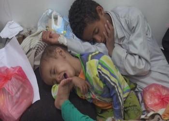 الصحة العالمية: ارتفاع وفيات الكوليرا في اليمن إلى 2134 حالة