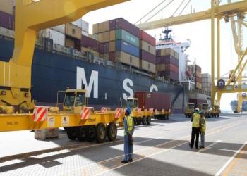 رغم الحصار.. توافد السفن على ميناء «حمد» يرتفع بـ47%