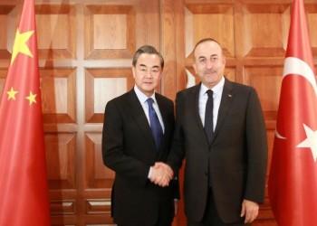 وزير الخارجية التركي يناقش ملفات متعددة مع نظيره الصيني