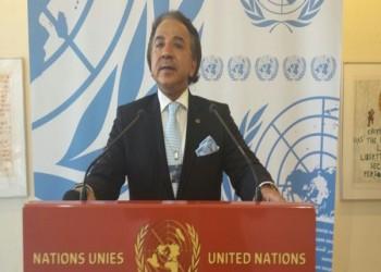 «دشتي»: السعودية دولة نشرت الفكر المتطرف وننتظر يوم طردها من الأمم المتحدة