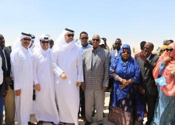 قطر تعلن عن بناء ميناء في الصومال