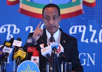 إثيوبيا تتهم مصر بإفشال اجتماع الخرطوم حول «سد النهضة»