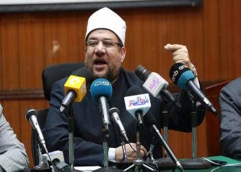 وزير الأوقاف المصري يطالب بإحالة مهاجمي دور العبادة لمحاكم عسكرية