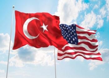 مباحثات تركية أمريكية حول العلاقات الثنائية وقضايا الاهتمام المشترك