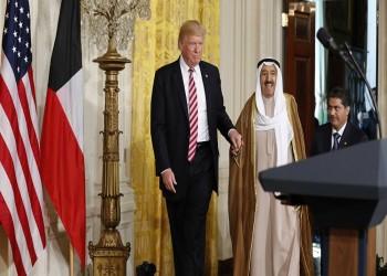 """أمير الكويت يلتقي """"ترامب"""" الأربعاء في واشنطن"""
