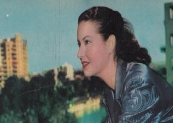 مصر.. تشييع جثمان «سمراء النيل» «مديحة يسري»