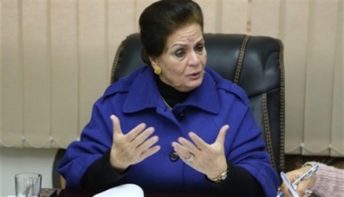 أول امرأة تتولى منصب المحافظ للمرة الأولى في تاريخ مصر