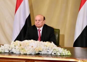 هادي يؤكد استمرار العمليات العسكرية حتى استعادة صنعاء