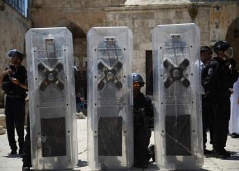 اعتصام ودعوات لانتفاضة فلسطينية إثر اقتحام الاحتلال للأقصى وإغلاقه