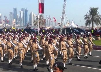 قطر: عروضنا العسكرية رسالة واضحة أن لدينا من يحمينا