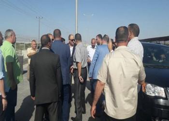 تشكيل 3 لجان لاستلام غزة ووفد مصري يصل إلى القطاع