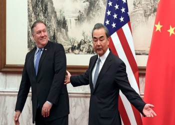 بومبيو: الصين أكبر تحد للأمن القومي الأمريكي بالمدى الطويل