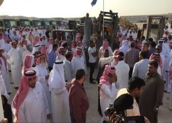 حضور غفير لمزاد ممتلكات الملياردير السعودي «معن الصانع» (فيديو)