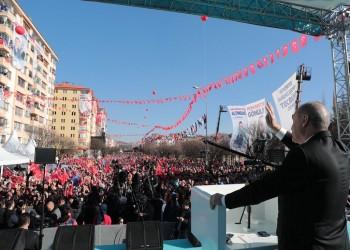 أردوغان: لا أقابل شخصا مثل السيسي على الإطلاق