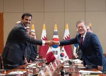 تميم: مباحثات سول ستمد الاقتصاد القطري بعناصر قوة جديدة