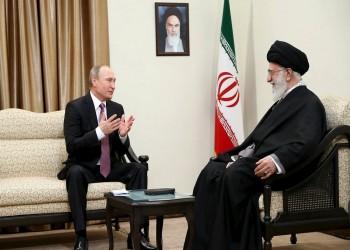 «خامنئي» يبحث مع «بوتين» الأزمات الإقليمية والعلاقات الثنائية