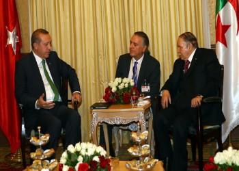 «بوتفليقة» مهنئا «أردوغان» بيوم الجمهورية: حريص على صداقة تركيا