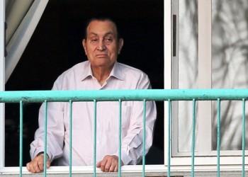 «مبارك» يرفض دفع الغرامة في قضية «القصور الرئاسية»