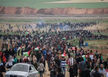 112 شهيدا فلسطينيا و13 ألف مصاب في «مسيرات العودة»