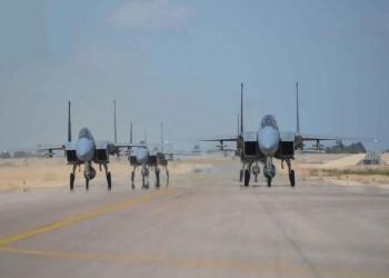 القوات الجوية السعودية تختتم مناورات «فيصل-11» مع نظيرتها المصرية
