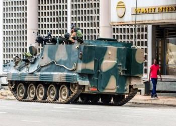 الاتحاد الأفريقي يؤكد رفضه الانقلاب العسكري في زيمبابوي
