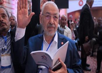 «النهضة» التونسية تعيد انتخاب «الغنوشي» رئيسا لها وتقر تحولها إلى حزب سياسي