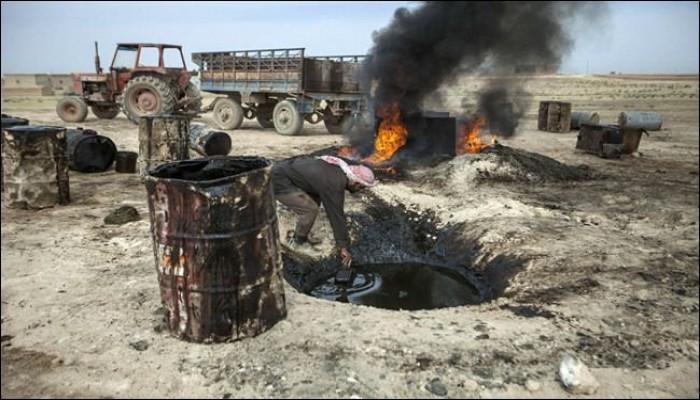 دراسة أمريكية: عائدات «الدولة الإسلامية» تراجعت 30% مع انخفاض أسعار النفط