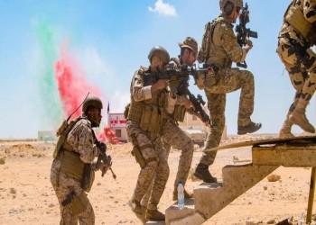 """صور من المشاركة السعودية في مناورات """"النجم الساطع"""" بمصر"""
