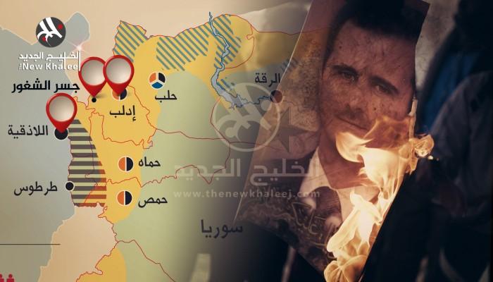 انظروا: المتدخّلون يتناهشون مناطق النفوذ في سوريا