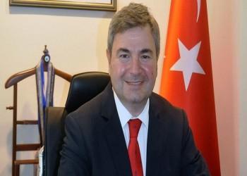 السفير التركي بالأردن يزور منطقة العقبة للمرة الرابعة خلال عام